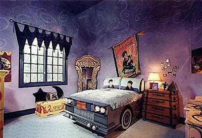 such a cool harry potter bedroom things i love about this room
