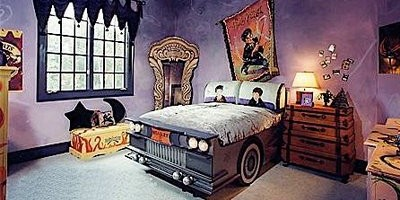 Ideas for a harry potter theme room design dazzle for Mondo convenienza cameretta spring