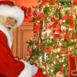 Capture A Photo of Santa In YOUR Home!!