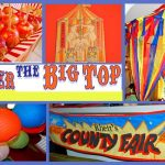 Under The Big Top Carnival Birthday