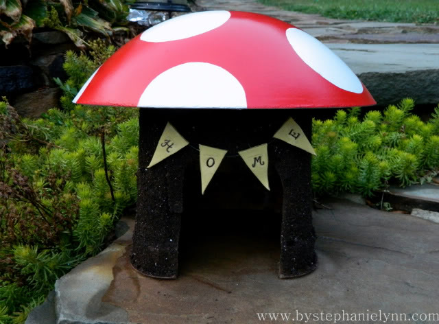 Summer Camp Tutorial Make A Toad House Design Dazzle