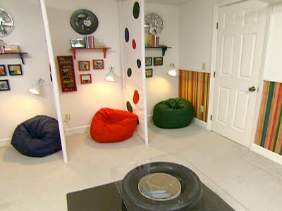 Kid's room home design