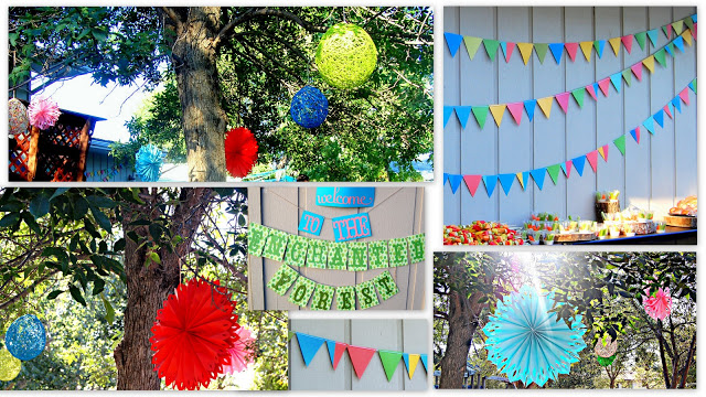 Enchanted Forest Birthday Party Design Dazzle