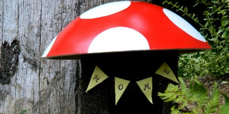 {Summer Camp} Tutorial: Make A Toad House