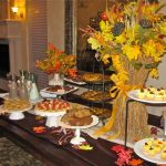 Fall Baby Shower Theme With Dessert Bar!