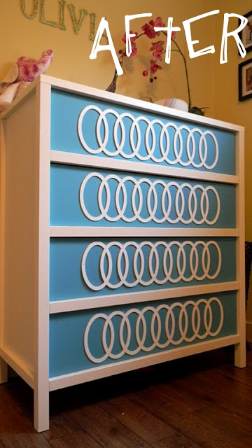 Awesome Ikea Hacks that will transform a room! Love these ideas for updating a dresser into something fantastic!