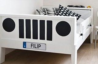 DIY: Car Bed