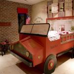 Fire Station Boys Bedroom