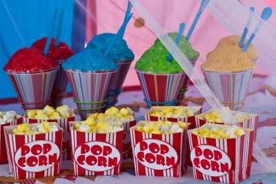 The birthday carnival is in town design dazzle - Carnival foods ideas ...