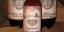 Free butterbeer label - Design Dazzle