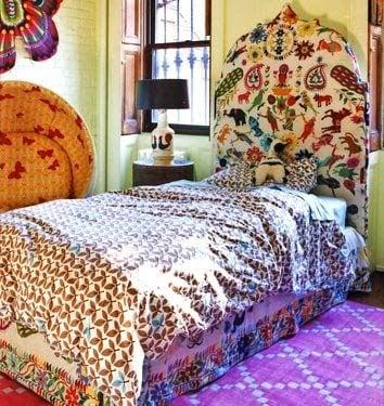 girls bohemian bedrooms design dazzle