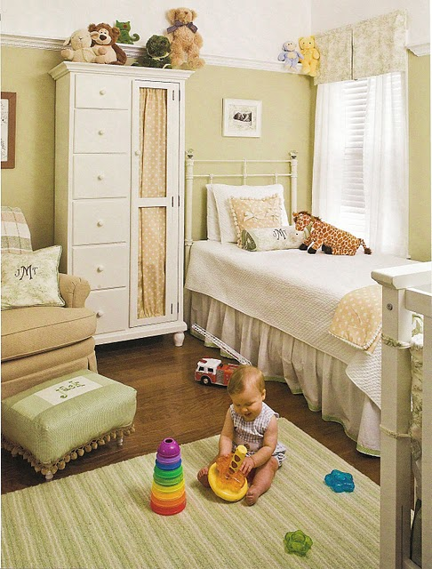 gender neutral nursery design dazzle. Black Bedroom Furniture Sets. Home Design Ideas