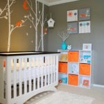 Gender Neutral Bird-Inspired Nursery