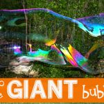 Spectacular Giant Bubbles Recipe