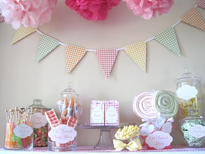 Designing a sweet display table resources design dazzle for Table design for debut