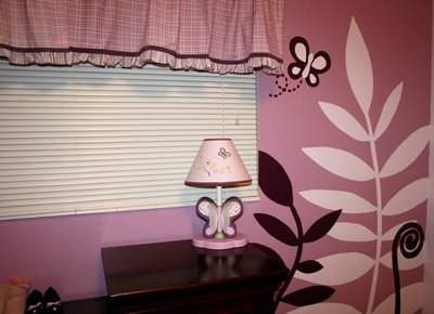 Butterfly Girls Nursery - Design Dazzle