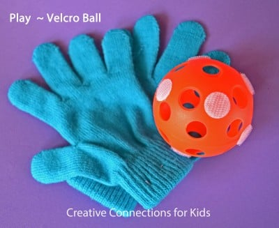 Velcro Toss Game! Great Summer time Boredom Busters for kids! A full list of great stuff!