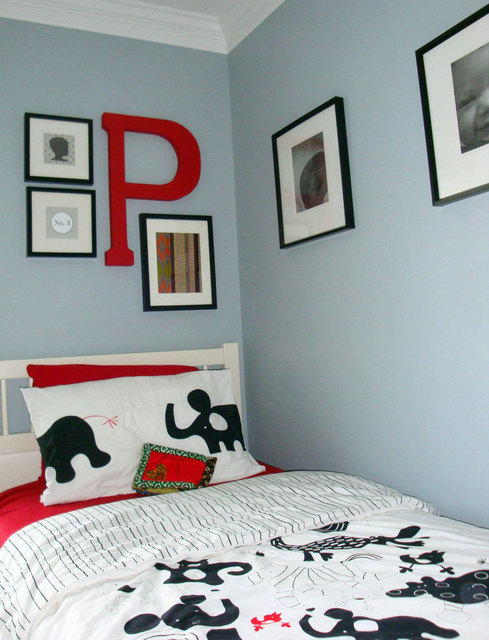 Baby Rooms In Gray And Black