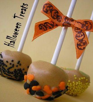 Edible Halloween Treats