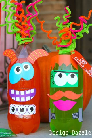 Free Halloween Printable: Mr. Sodahead