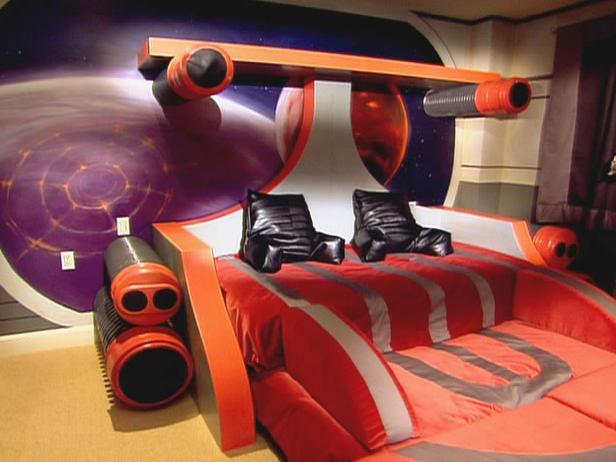 Star Wars Kids Room Ideas