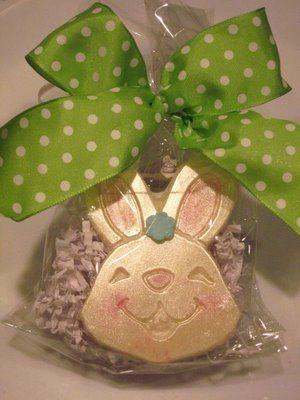 Make Your Own Edible Easter Bunny!