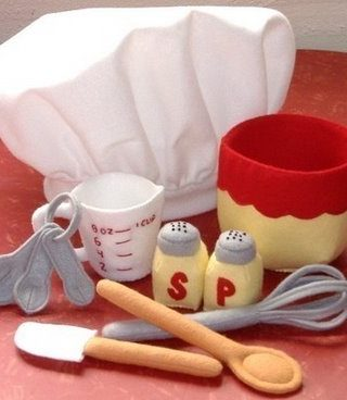 Felt Craft Projects For Kids
