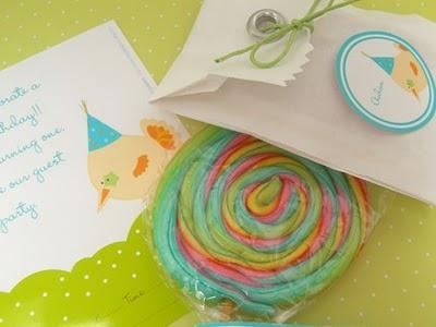 Creative Party Invitations featured on Design Dazzle