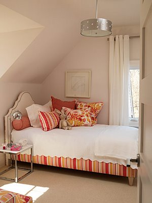 Sophisticated Girls Bedroom