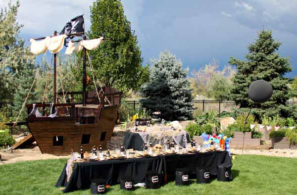 Summer Party Themes - Pirate Party