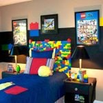Boy's Bedroom Theme: LEGO!