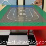 DIY: Lego Table & Organization