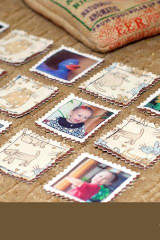 Fabric Memory Board Game – DIY