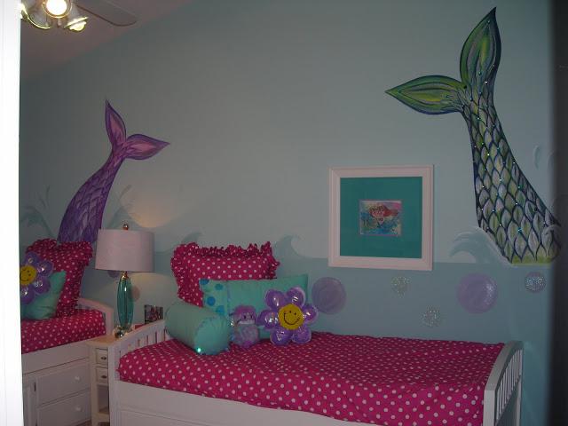 Sea Themed Room Ideas