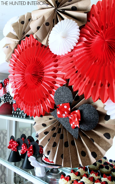 Fabulous Minnie Mouse Birthday Party full of polka dots and mouse ears! Amazing decorations!