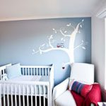 Owl Inspired Baby Nursery