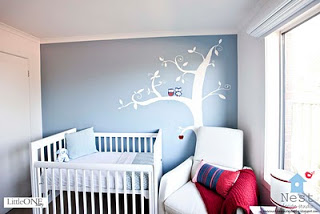 modern-blue-red-baby-nursery1