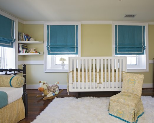 modern nursery ideas gender neutral