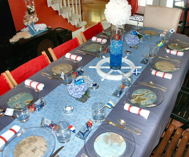 sip and see nautical baby shower design dazzle