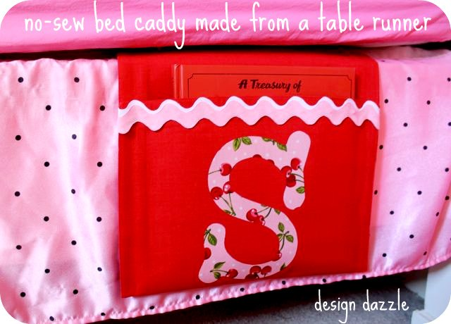 no-sew-bed_caddy-made-from-table-runner-main