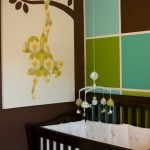 Contemporary Monkey Nursery