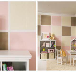 Neapolitan Color Block Play Room