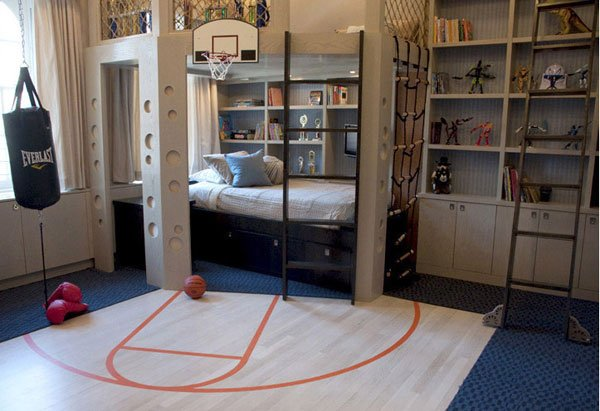 Sports Theme Bedrooms - Design Dazzle