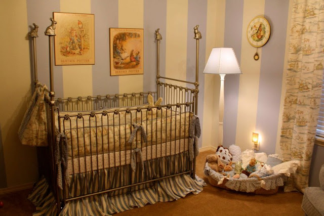 Classic Peter Rabbit Nursery Design Dazzle