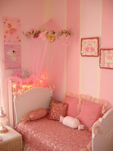 Pink Princess Room