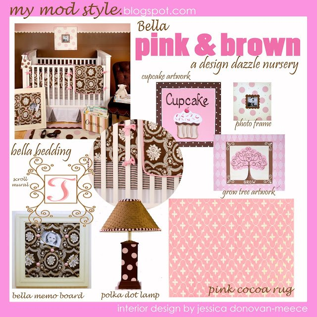 Thanks To Jessica From My Mod Style For Creating This Inspiration Board Design Dazzle Loves Interior And Hello Kitty