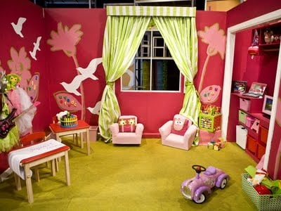 hgtv s showdown battle of the design stars designed these playrooms