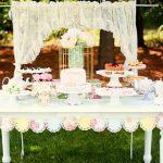 English Garden Tea Party