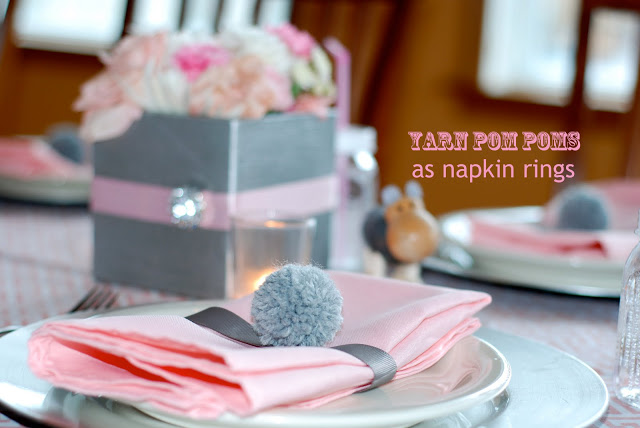 Pink and Grey Baby Shower Theme 640 x 428