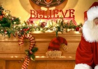Thrill Your Kids-Capture a Photo of Santa In Your home!!